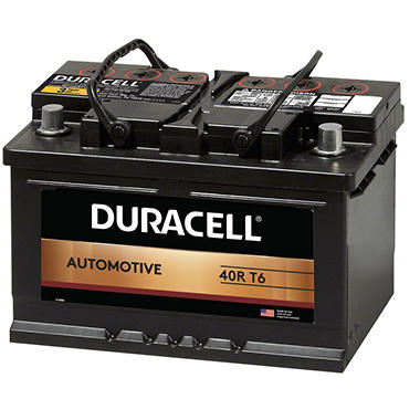 Duracell� Automotive Battery - Group Size 40R