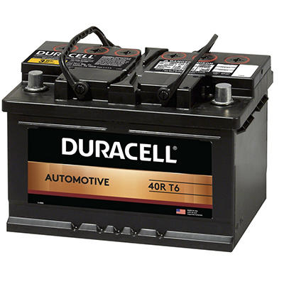 Duracell® Automotive Battery - Group Size 40R