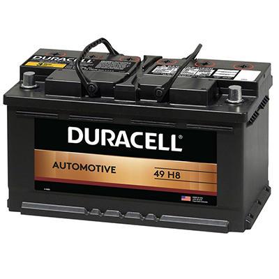 Duracell® Automotive Battery - Group Size 49 (H8)