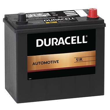 Duracell� Automotive Battery - Group Size 51R
