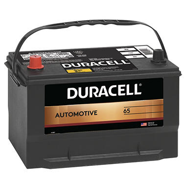 Duracell® Automotive Battery - Group Size 65