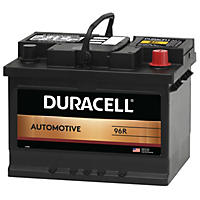 Duracell® Automotive Battery - Group Size 96R