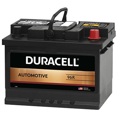 Duracell� Automotive Battery - Group Size 96R