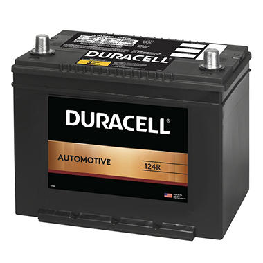 Duracell� Automotive Battery - Group Size 124R