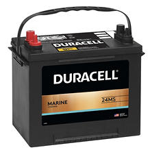 Duracell Marine Battery - Group Size 24