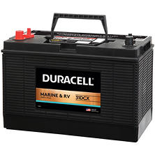 Duracell® Marine Battery - Group Size 31
