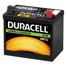 Duracell® Lawn & Garden Battery - Group Size U1R