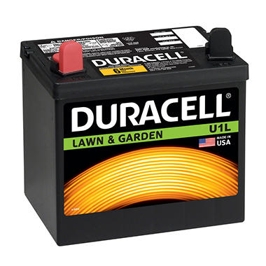 Duracell� Lawn & Garden Battery - Group Size U1