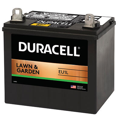 Duracell® Lawn & Garden Battery - Group Size U1