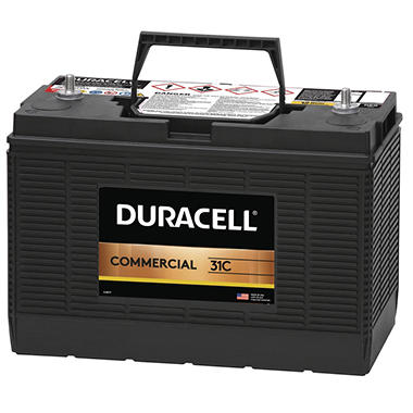 Duracell® Commercial Battery - Group Size 31C