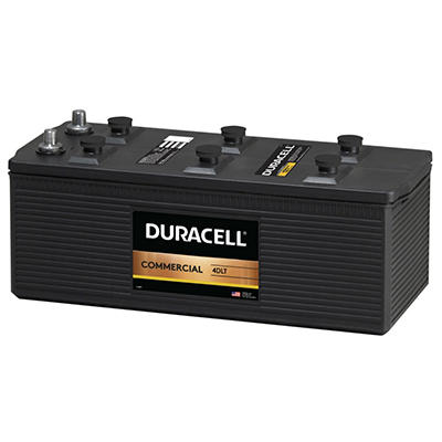 Duracell® Commercial Battery - Group Size 4DLT
