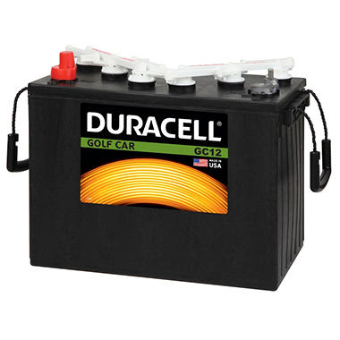 Duracell� Golf Car Battery - Group Size GC12