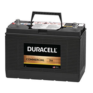 Duracell® Commercial Battery - Group Size 31P