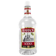 Karkov Vodka (1.75 L)