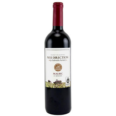 Neu Direction Malbec - 750ml