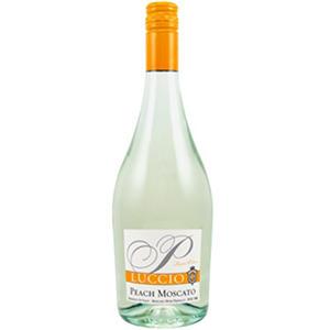 Luccio Peach Moscato (750 ml)