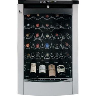 GE Profile Deluxe Wine Center - Black