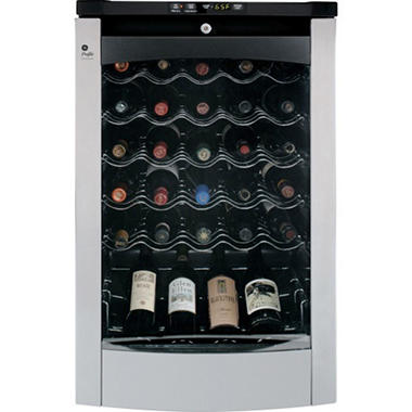 GE Profile Deluxe Wine Center - Black