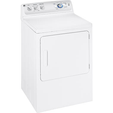 GE� Super Capacity Gas Dryer - 7 cu. ft.