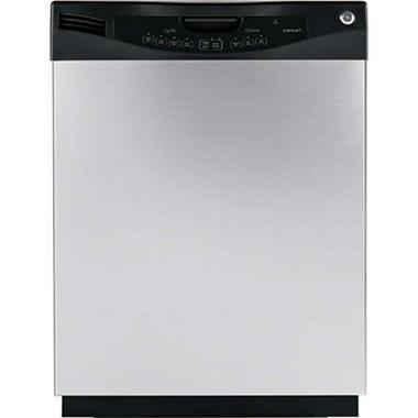 GE® Energy Star® Built-In Dishwasher - CleanSteel™