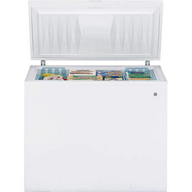 GE� Chest Freezer - 8.8 cu. ft.