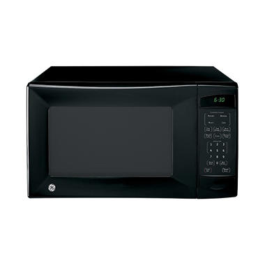 GE® 1.1 cu. ft. 1100 Watt Countertop Microwave - White or Black