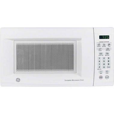 GE? 0.7 cu. ft. 700 Watt Countertop Microwave - White - Sams Club