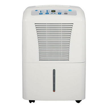 GE 50 Pint Electronic Dehumidifier