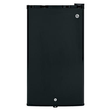 3.2 cu. ft. GE Compact Refrigerator - Black