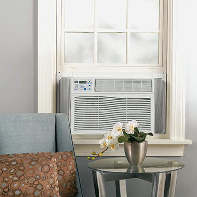 General Electric 115 Volt Electronic Room Air Conditioner