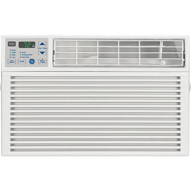 GE® 12,000 BTU Electronic Room Air Conditioner