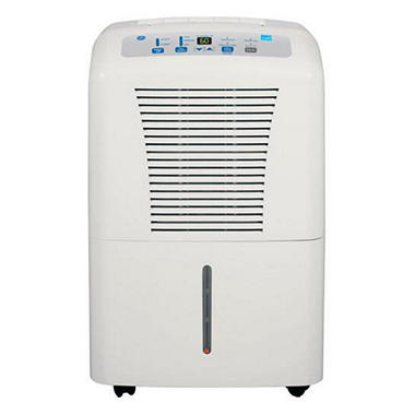 GE� 50 Pint Dehumidifier