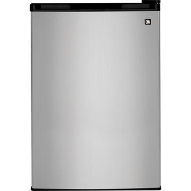 GE 4.4 cu. ft. Compact Refrigerator - CleanSteel