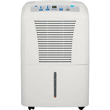 GE� Energy Star 50 Pint Dehumidifier