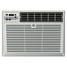 GE 18,000 BTU ENERGY STAR Window Air Conditioner with Electronic Digital Controls and Remote