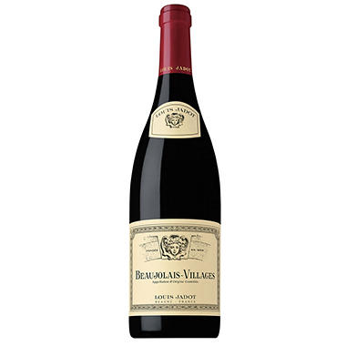 LOUIS JADOT 750ML BEAUJOLAIS VILLAGES