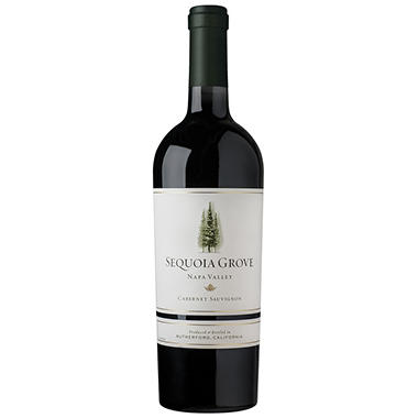 +SEQUOIA GROVE CABERNET NAPA 750ML