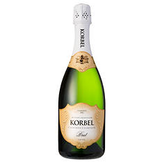 Korbel Brut California Champagne (750ML)