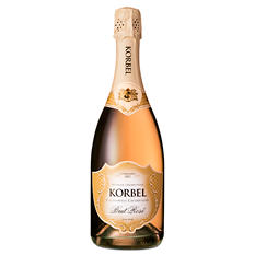 Korbel Brut Rose California Champagne (750ML)