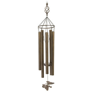 Russco Butterfly Wind Chime