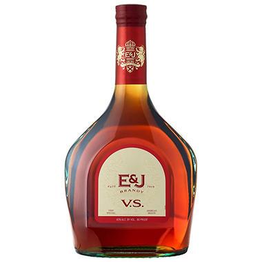 +E & J BRANDY V.S. 1.75 LITER