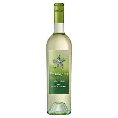 +STARBOROUGH 750ML SAUVIGNON BLANC