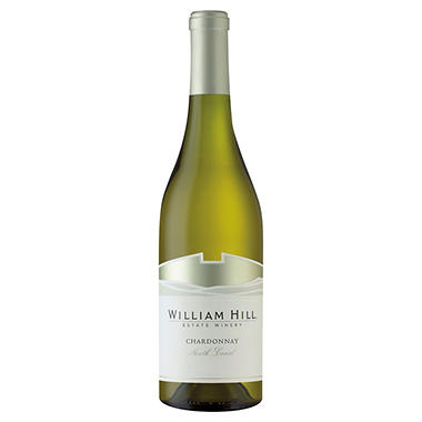 WILLIAM HILL ESTATE NC CHARD 750ML