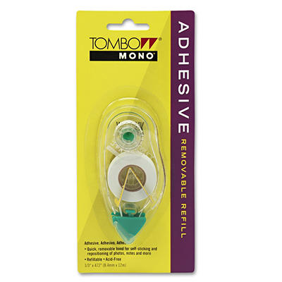 Tombow - Mono Removable Adhesive Refill - 472""