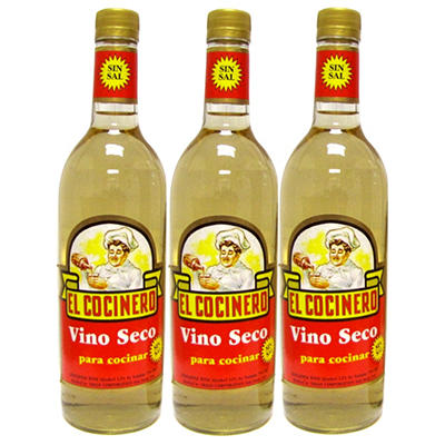 Trigo Dry Cooking Wine - 750ml - 3 bottles