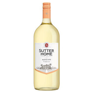 SUTTER HOME MOSCATO 1.5 LITER