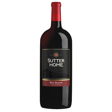 SUTTER HOME 1.5L RED BLEND