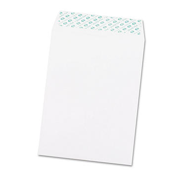 Quality Park - Redi Strip Catalog Envelope, 9 x 12, White - 100/Box