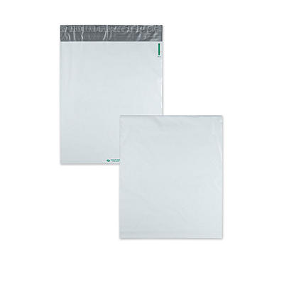 Quality Park - Redi-Strip Poly Expansion Mailer, Side Seam, 13 x 16 x 2, White, 100 per Carton