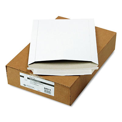Quality Park - Photo/Document Mailer - Redi-Strip - Side Seam - 9 x 11 1/2 - White - 25 Pack